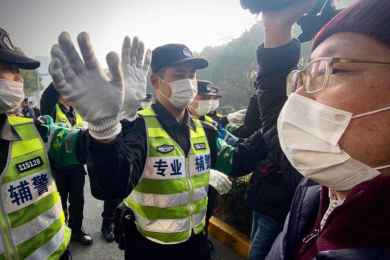 Covid: les contaminations à Wuhan 10 fois supérieures au bilan chinois