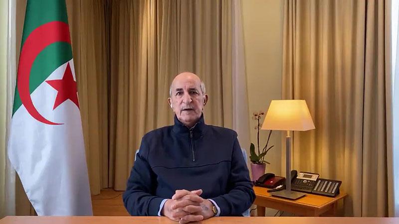 Après deux mois d'absence, le président Tebboune de retour en Algérie