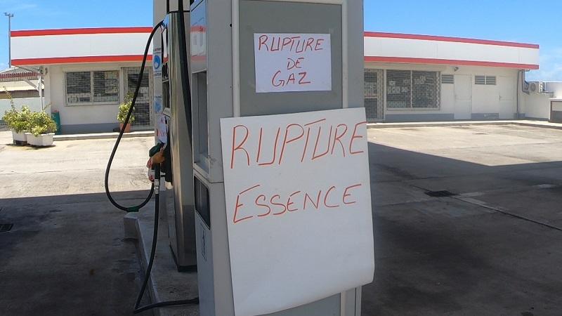 Essence, gas-oil, gaz, Raiatea en pleine pénurie