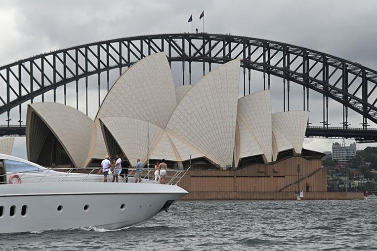 L'opéra de Sydney reprend ses spectacles après des mois de relâche imposée