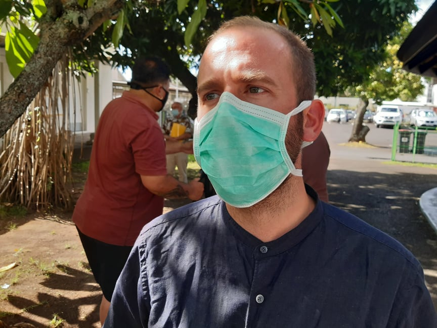 Déploiement imminent de la campagne de vaccination au fenua