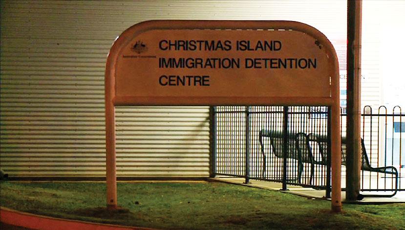Australie: émeute dans le centre de rétention de l'Île Christmas