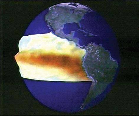 El Niño et La Niña, ces courants qui soufflent le chaud et le froid