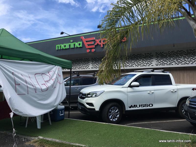 Grèves : Pas d'avancée au Marina Express, espoirs à Oceania