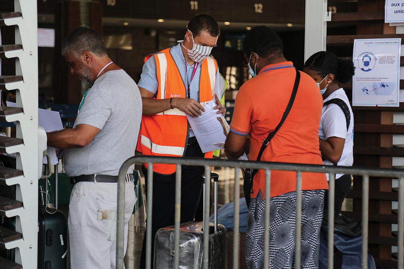 Mayotte exige des tests PCR pour se protéger de la variante sud-africaine du Covid-19
