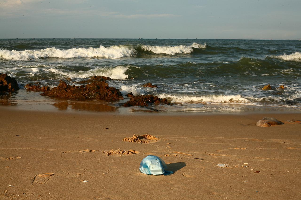 Le microplastique, de nos lessives à l'océan Arctique