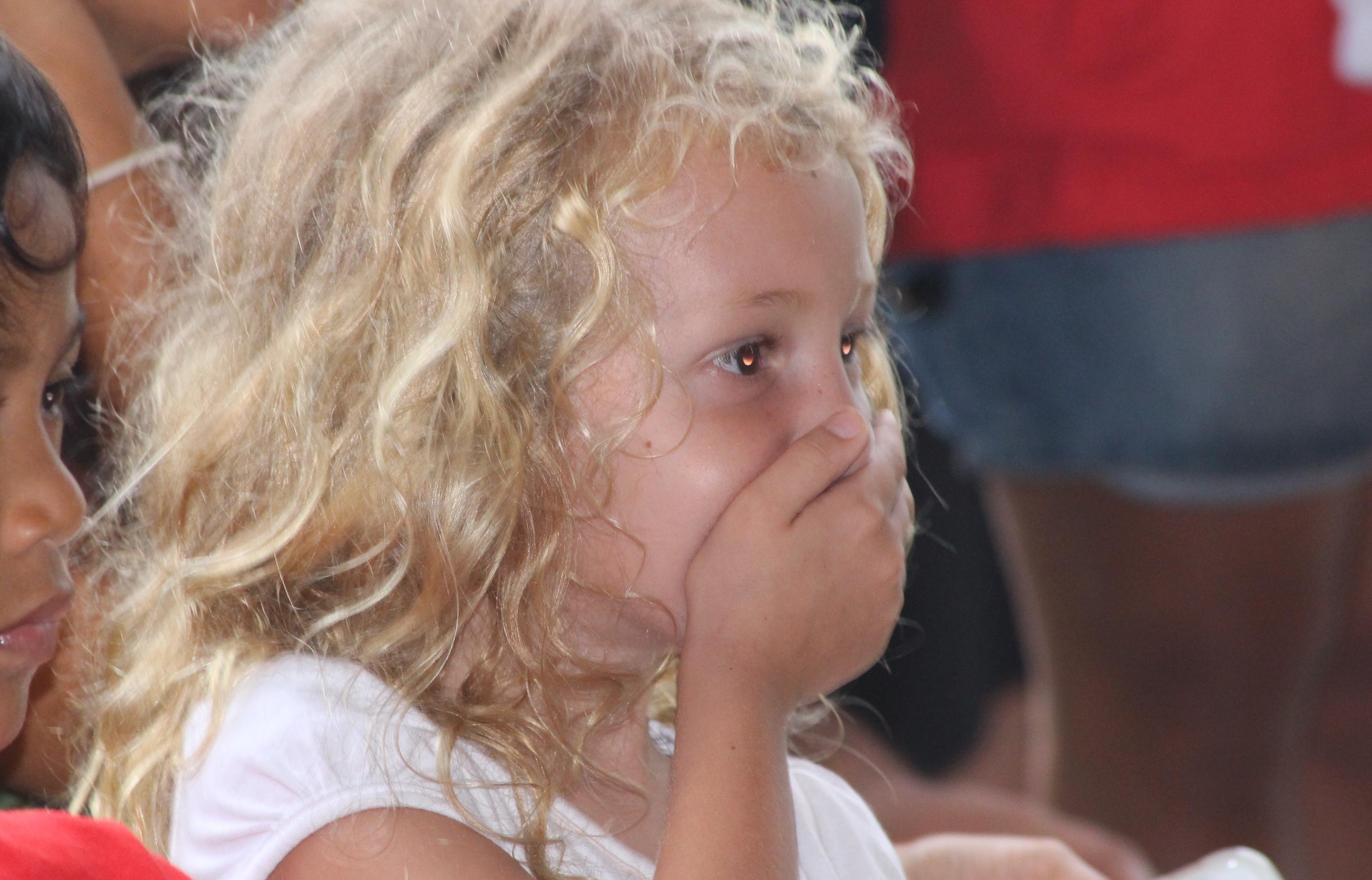 Page enfant : tout savoir sur l'hypersensibilité