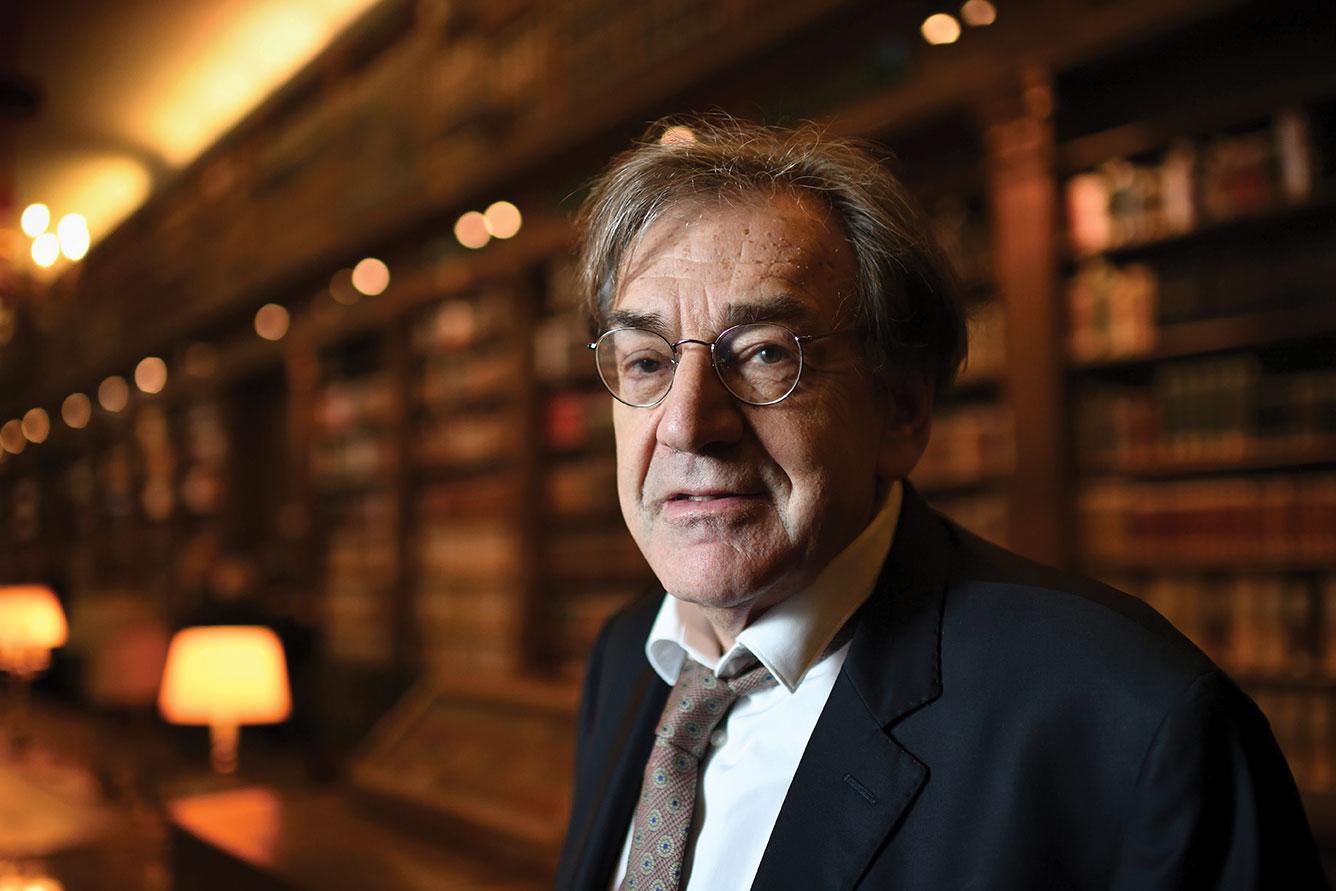 Alain Finkielkraut congédié de LCI pour ses propos sur l'affaire Duhamel