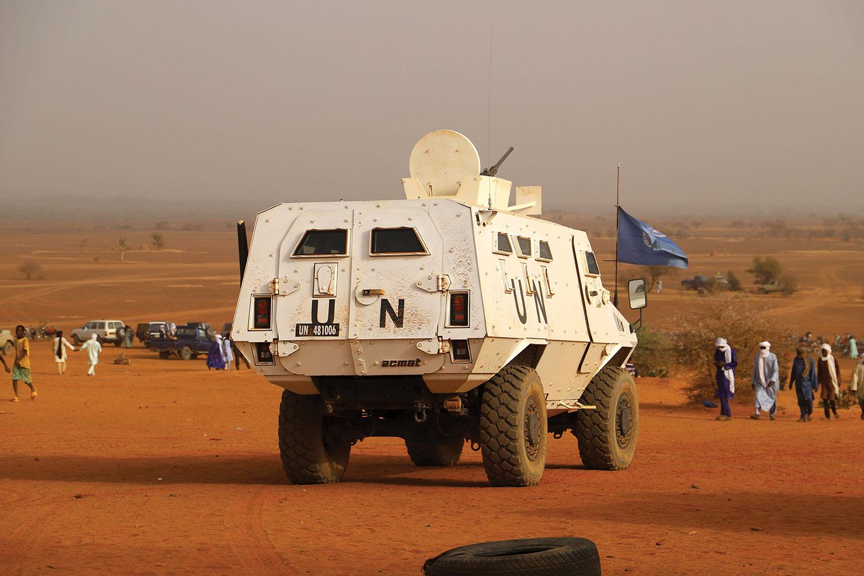 Mali: un quatrième Casque bleu ivoirien succombe après une attaque