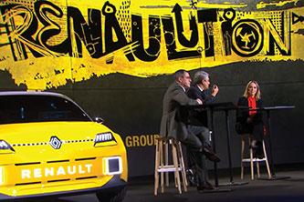 Renault veut séduire avec une R5 électrique et redresser ses marges