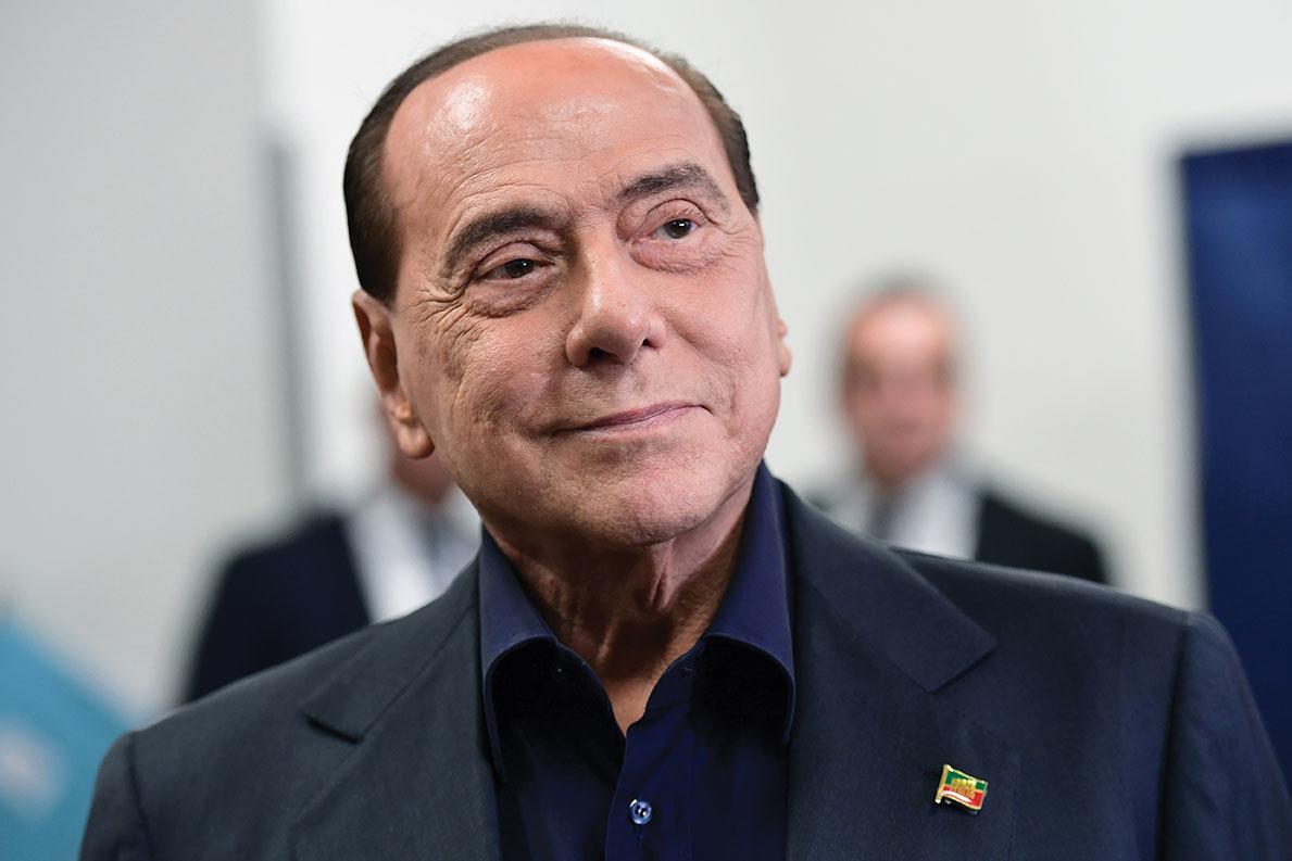 Berlusconi hospitalisé à Monaco pour arythmie cardiaque