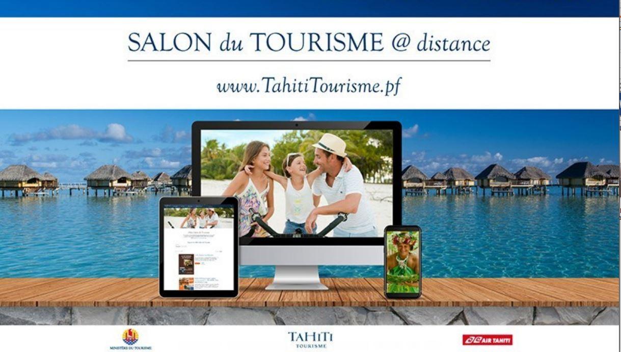 Le 26e salon du Tourisme se replie sur le web