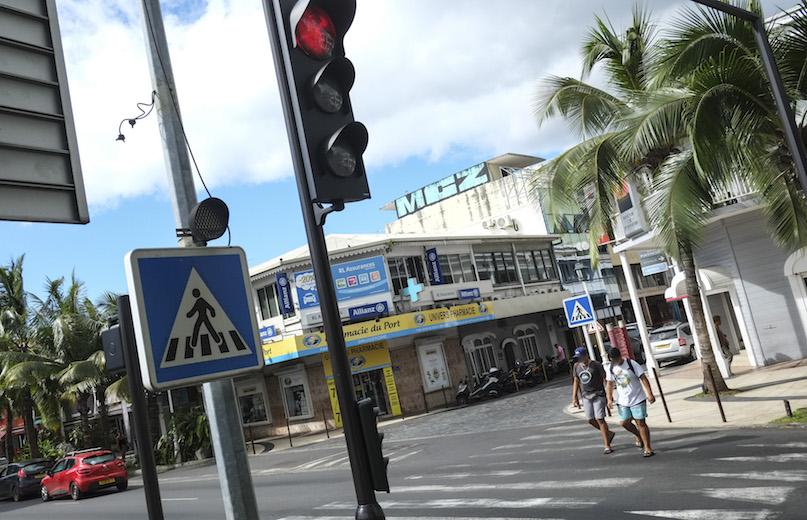 Flashé à 114 km/h sur le front de mer de Papeete