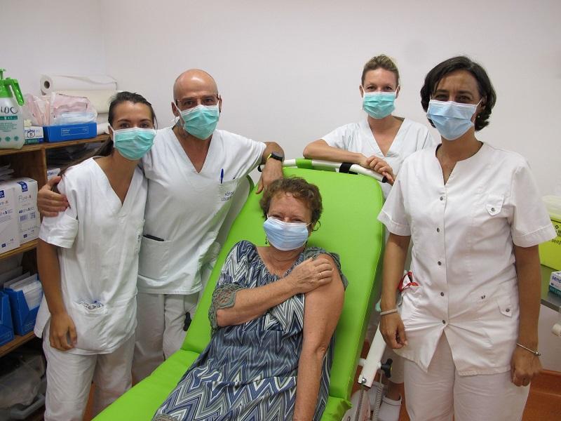 La campagne de vaccination est lancée à Nuku Hiva