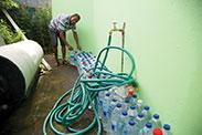 Les députés ouvrent la voie à une meilleure gestion de l'eau en Guadeloupe