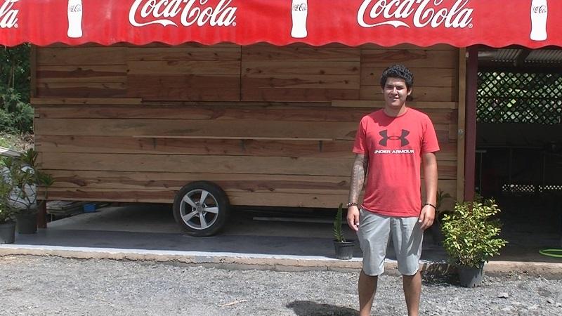 Une nouvelle roulotte à Miri  Miri