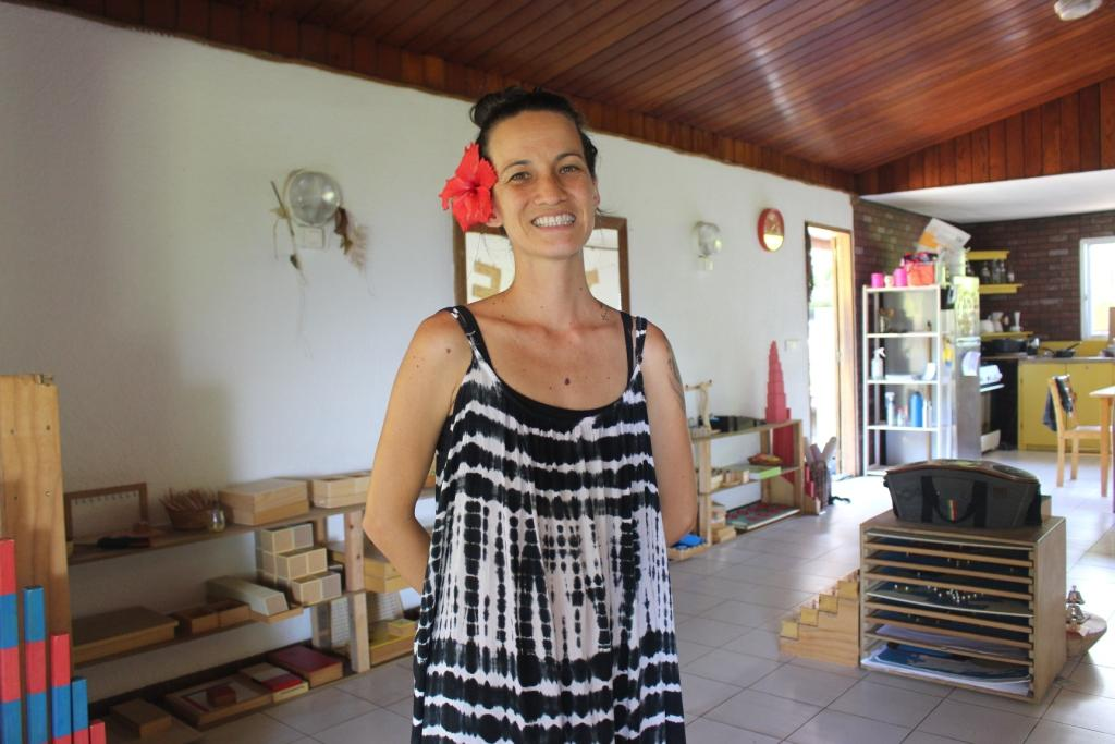 Sara Aline, la bienveillance pour moteur