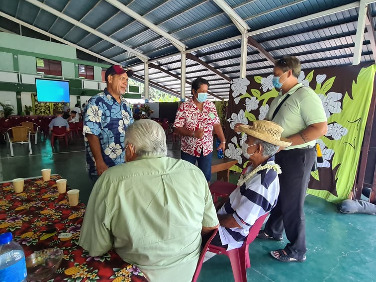 ONU : Temaru drague les tāvana sans succès