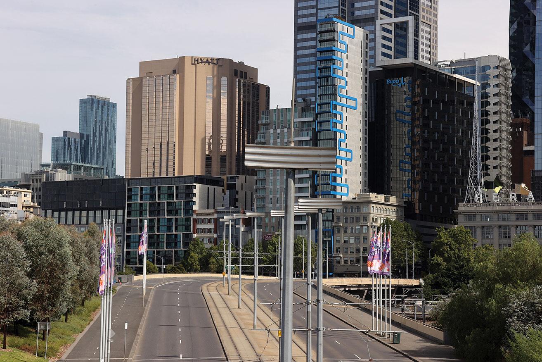 En Australie, la stricte quarantaine des voyageurs n'empêche pas des contaminations