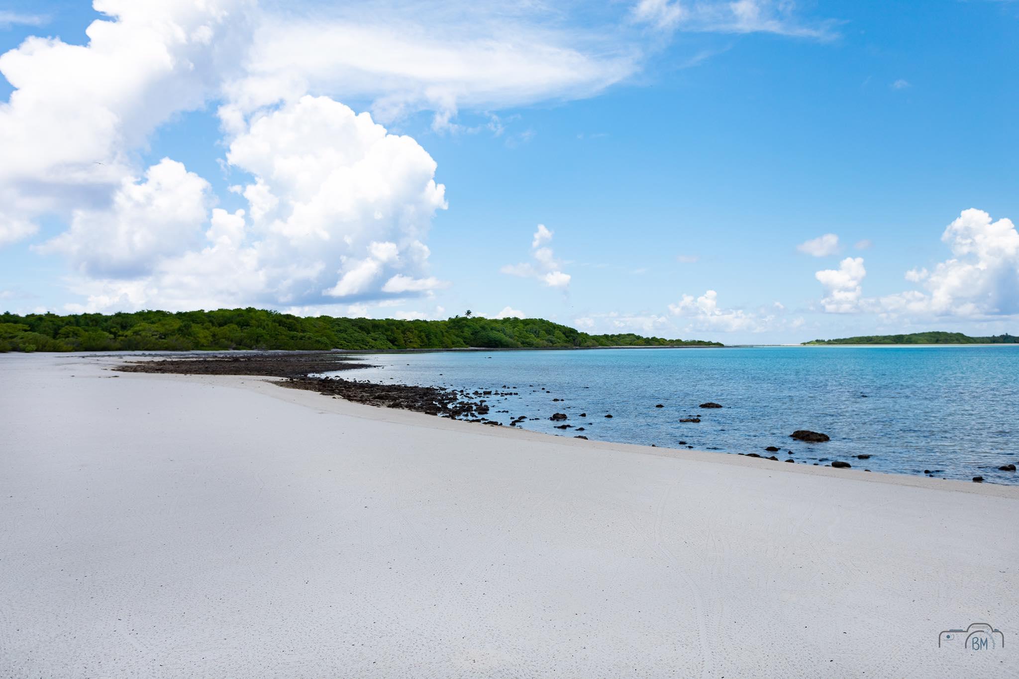 L'atoll de Anuanuranga (Crédit : BM Photographies)