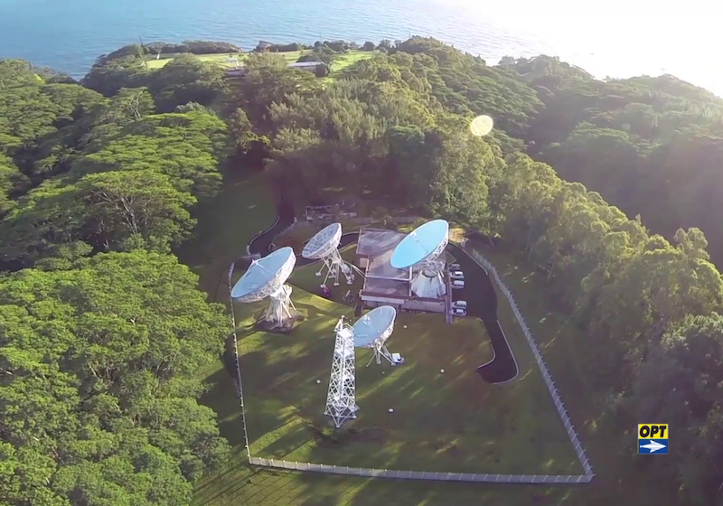 Un vaste projet de ferme solaire porté par Tahiti Nui Télécom à Papenoo