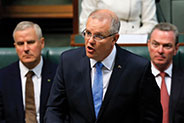 Le parlement australien ébranlé par des accusations de viol, Morrison dans la tourmente