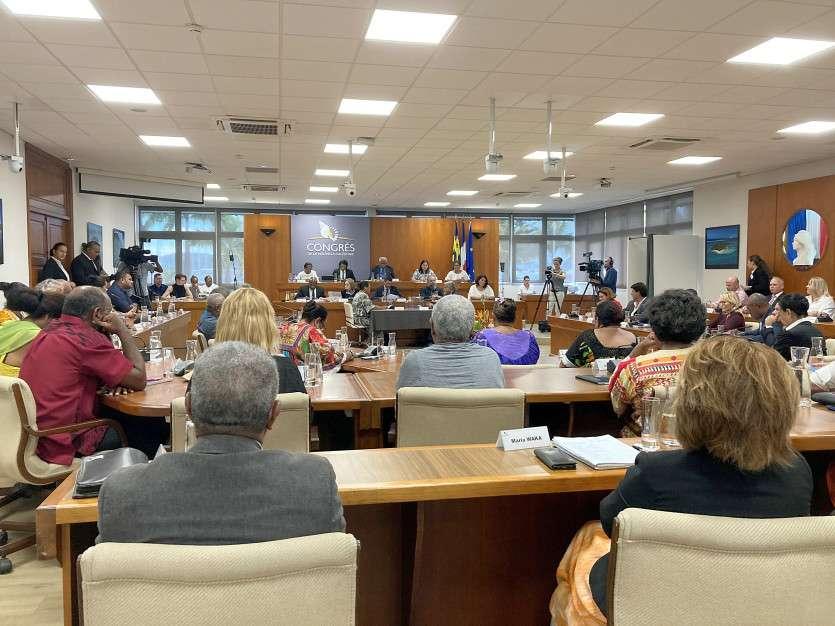 Nouvelle-Calédonie : L'Avenir en confiance décroche quatre élus, l'Eveil océanien sort du gouvernement