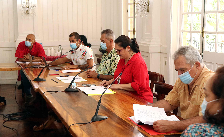 Le Pays soutient le Golf de Tahiti pour un budget de 702 millions
