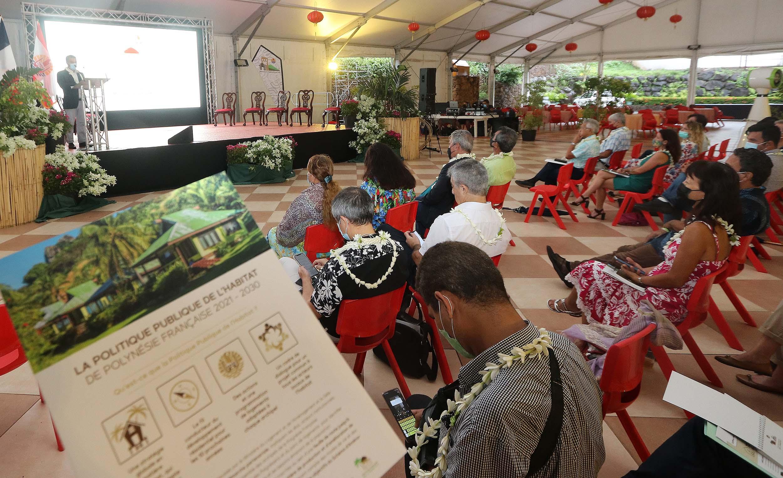 Des logements pour 30 000 Polynésiens de plus d'ici 2030
