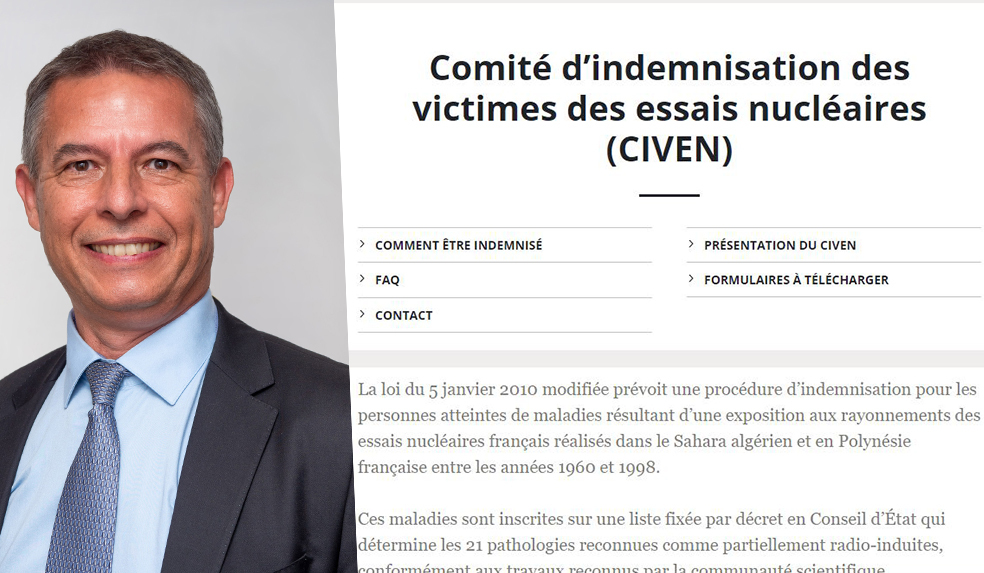 Gilles Hermitte nommé à la présidence du Civen
