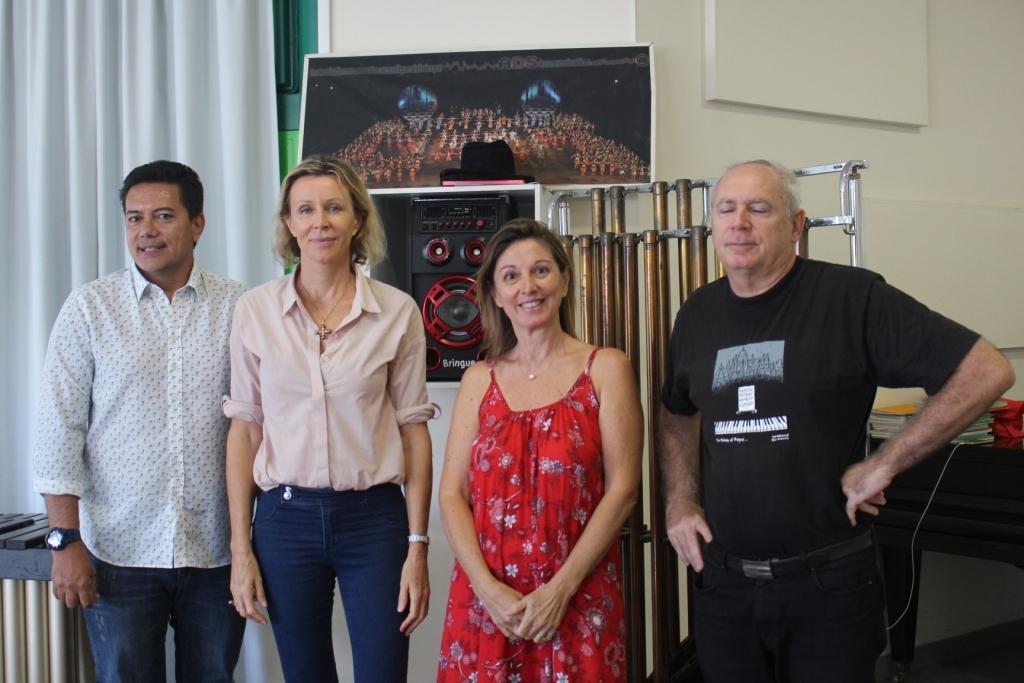 Conservatoire : Les scènes reprennent
