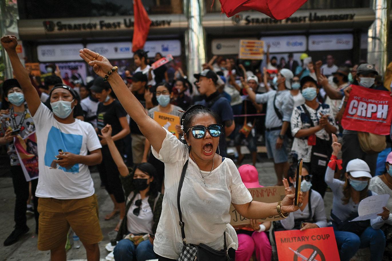 Etats-Unis, UE, G7 : en Birmanie, les pressions contre la junte militaire s'accumulent