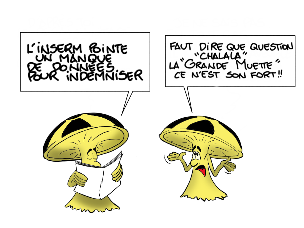 """""""Données insuffisantes"""", par Munoz"""