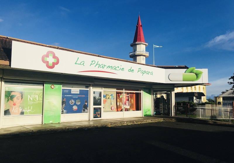 Le Pays condamné à verser 106 millions à la pharmacie de Papara
