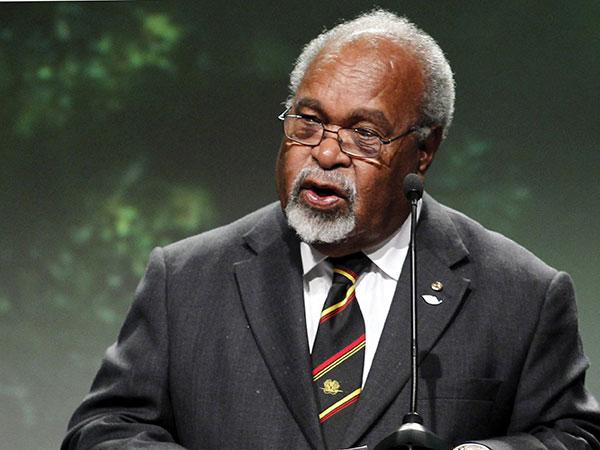 """Papouasie: décès du """"père de l'indépendance"""" à 84 ans"""