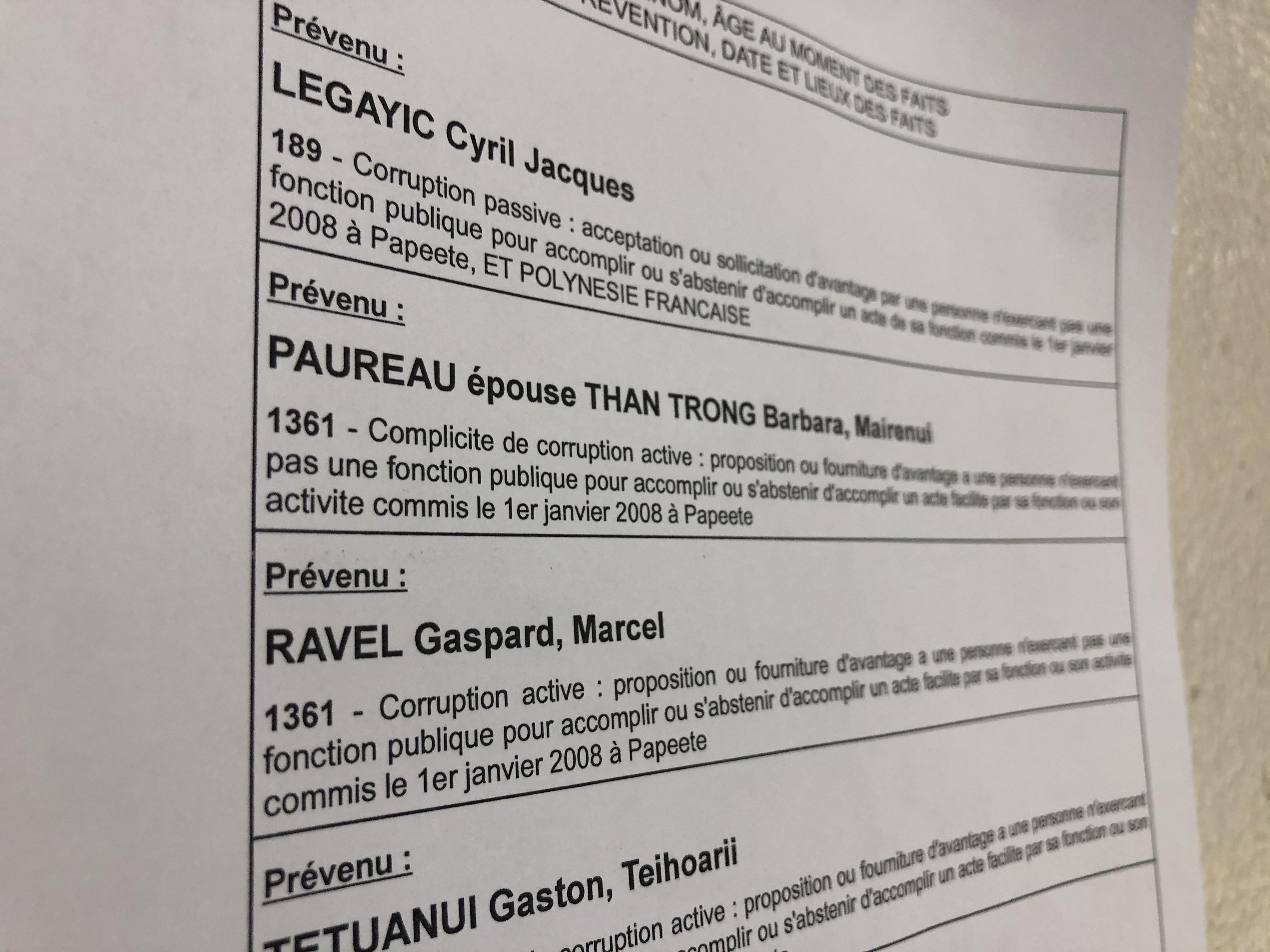 Nouveau renvoi pour l'affaire Ravel-Le Gayic