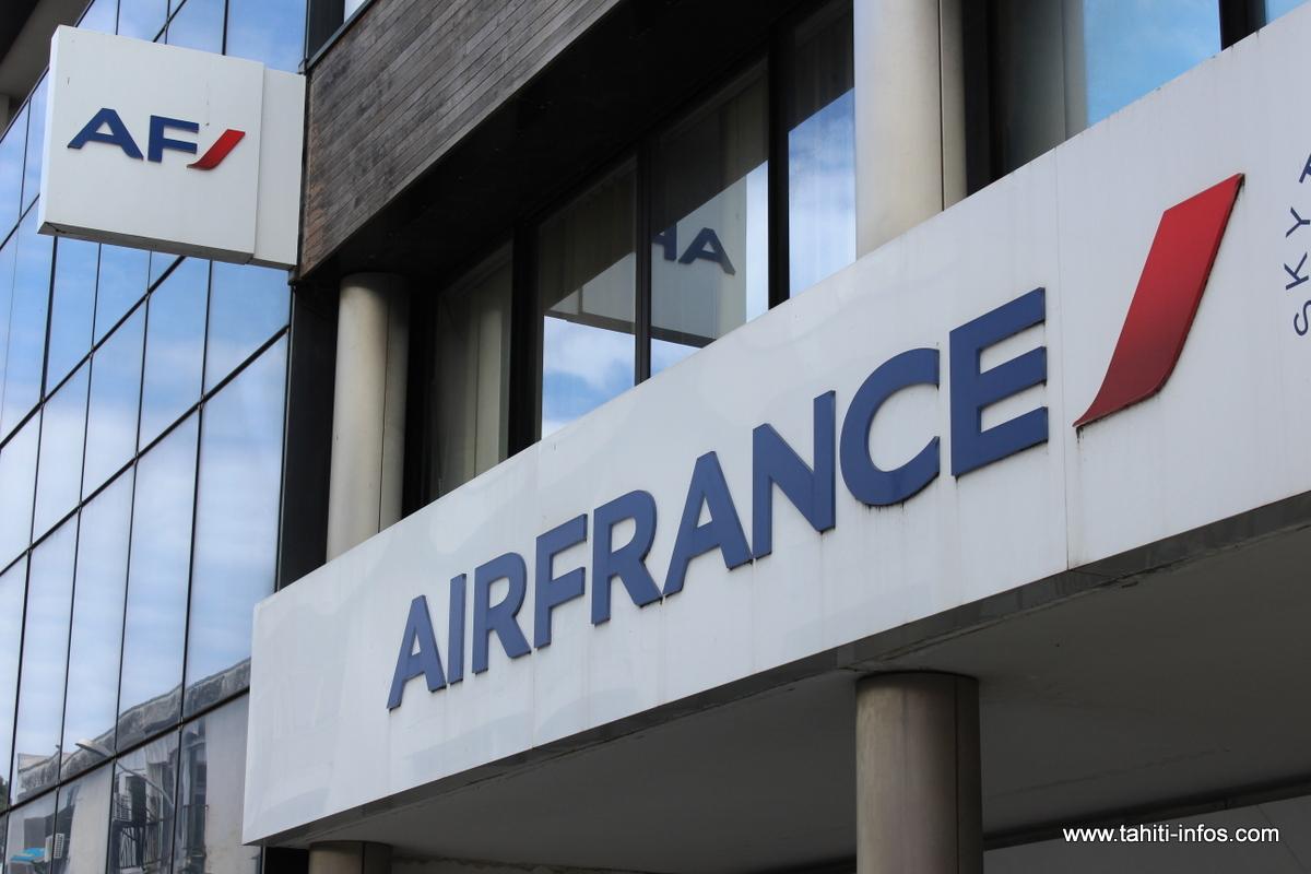 Papeete/Paris : Air France passe à deux vols par semaine à partir du 28 mars