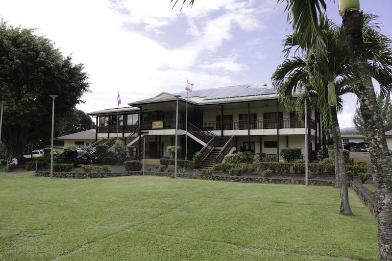 Double inéligibilité requise à Taiarapu-Est