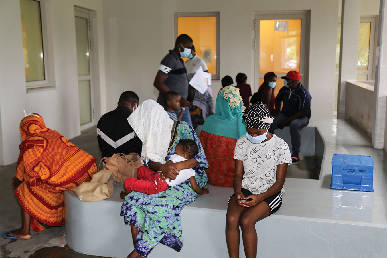 Covid - A Mayotte, les besoins en aide alimentaire explosent en plein confinement