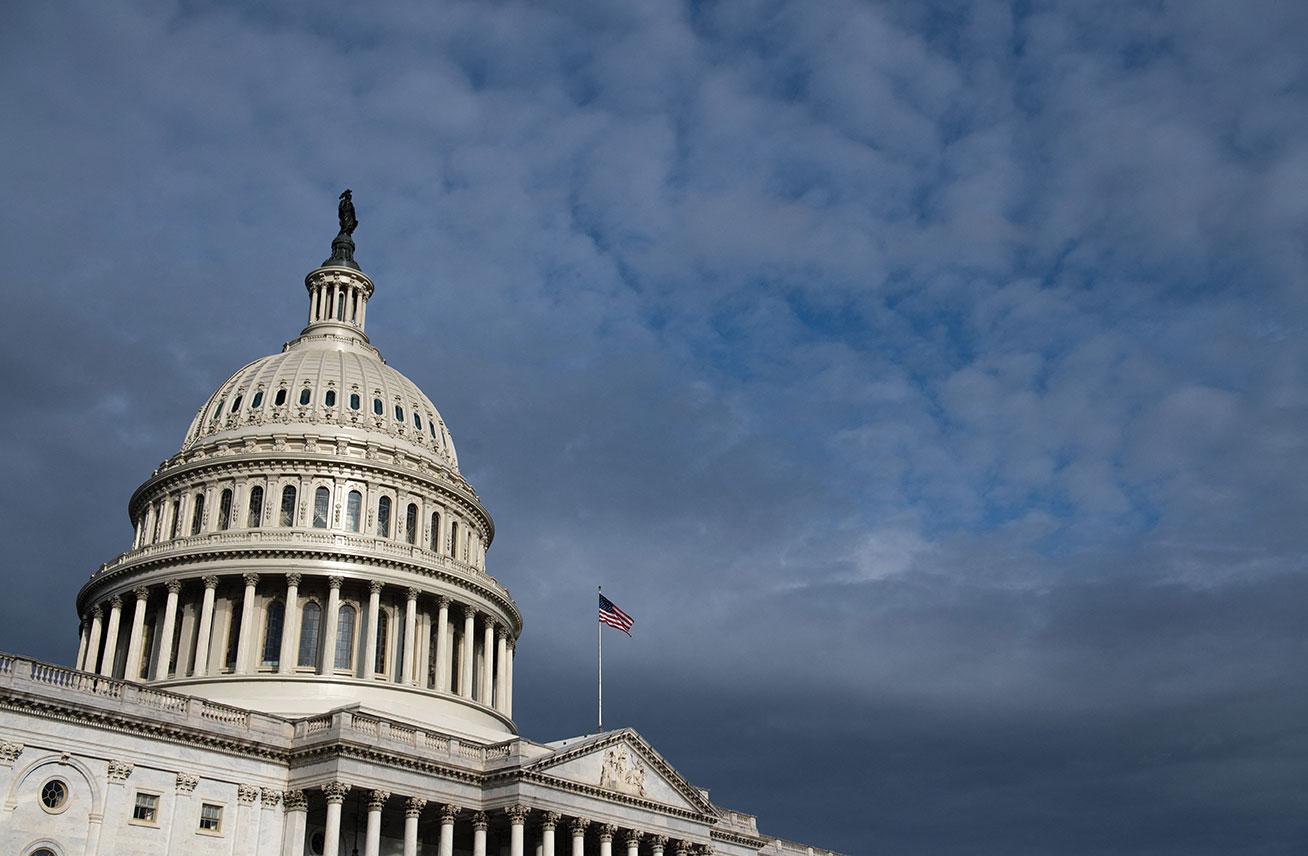 Sécurité renforcée au Capitole des Etats-Unis après une nouvelle menace extrémiste