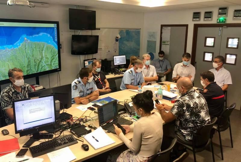 L'alerte tsunami levée en Polynésie