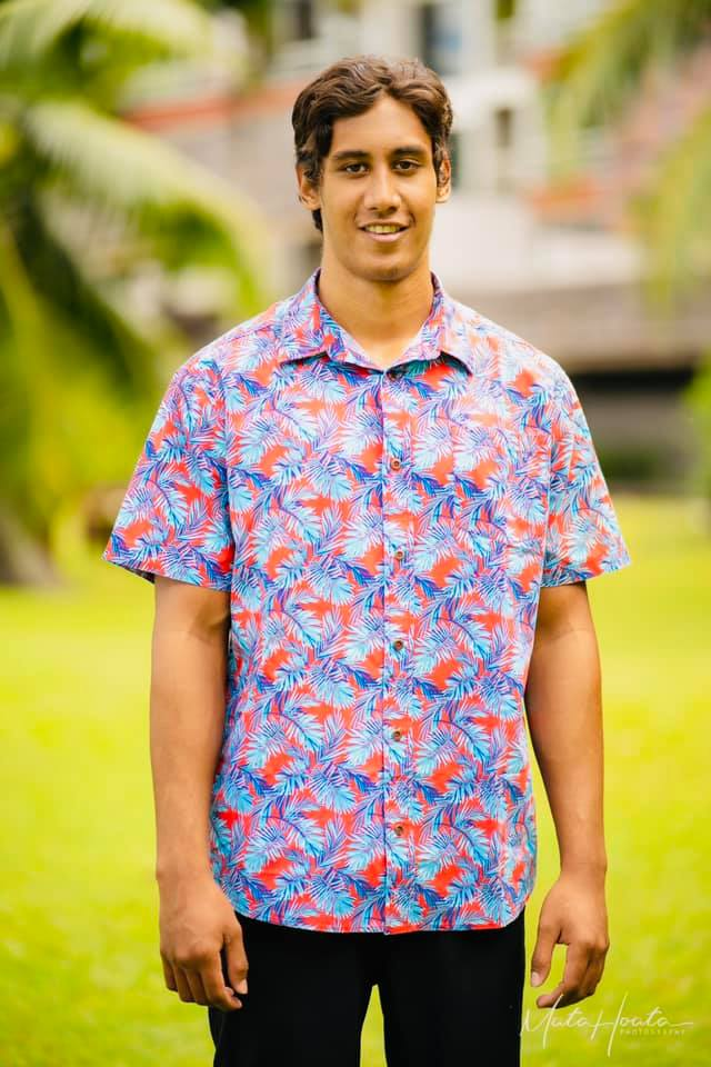 Candidat N°8 : Hanoa Temaiana, 20 ans
