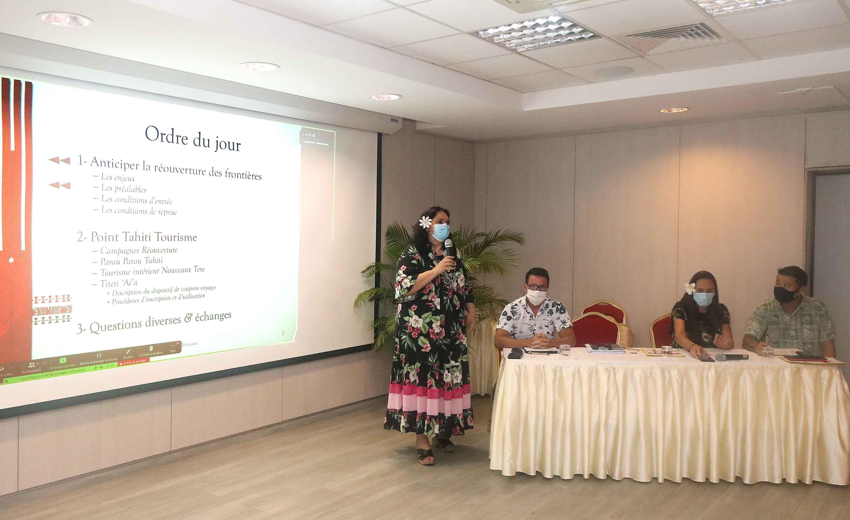 Nicole Bouteau prépare la réouverture des frontières