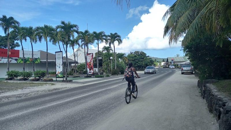 Sans Covid, Bora Bora respire