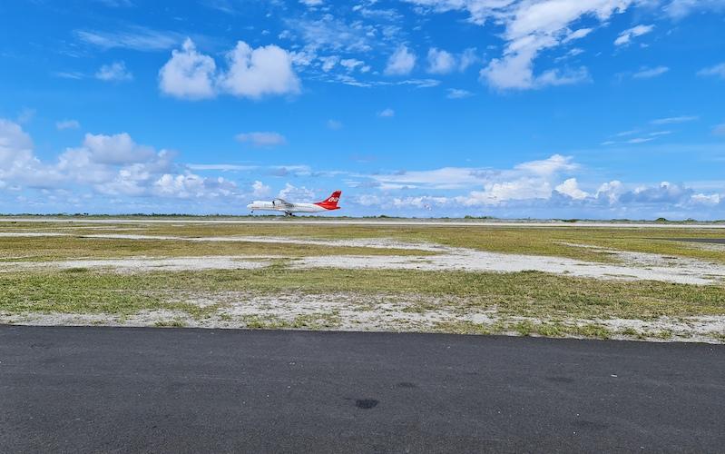 Aéroport de dégagement à Rangiroa : le ministre rassure les riverains