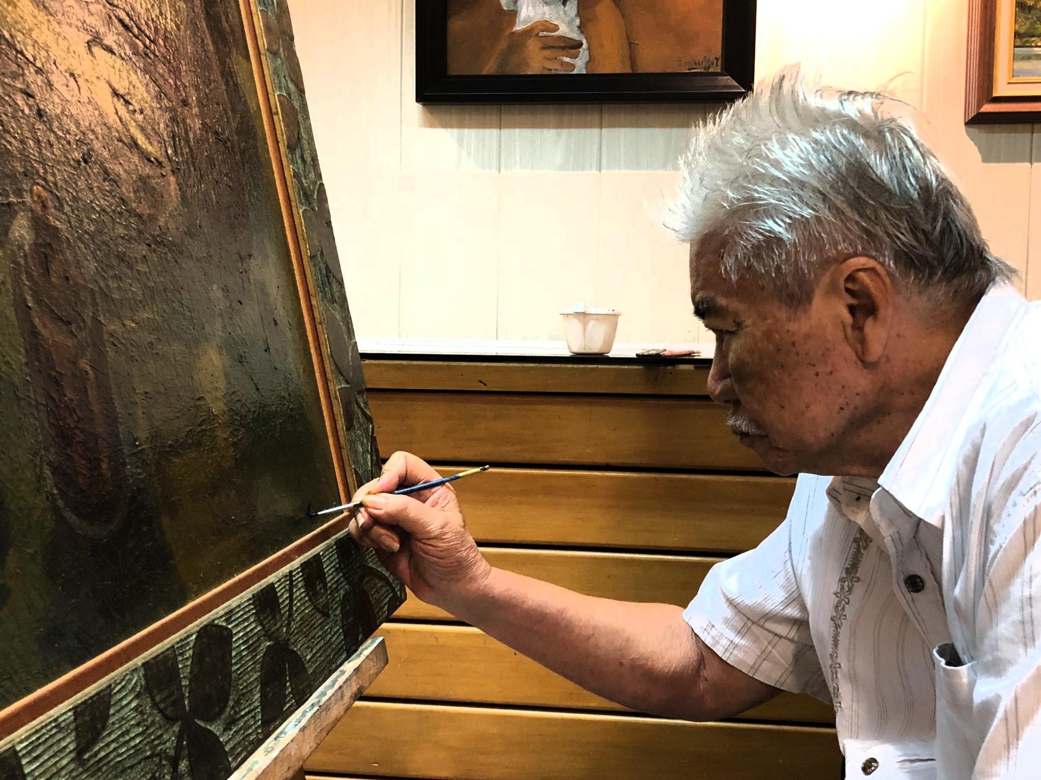 Le peintre Joseph Chaussoy n'est plus