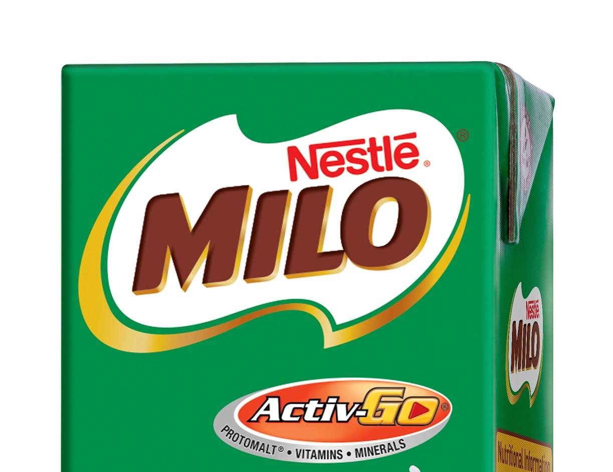 Fini les pailles en plastique pour les briques Milo