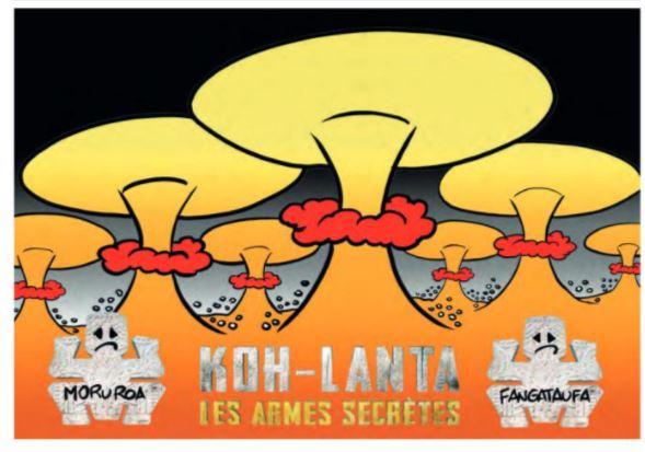 """KOH LANTA : LES ARMES SECRÈTES"" par Munoz"