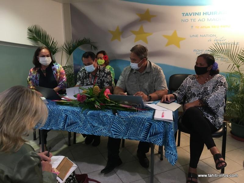 Nucléaire : le Tavini propose une commission d'enquête