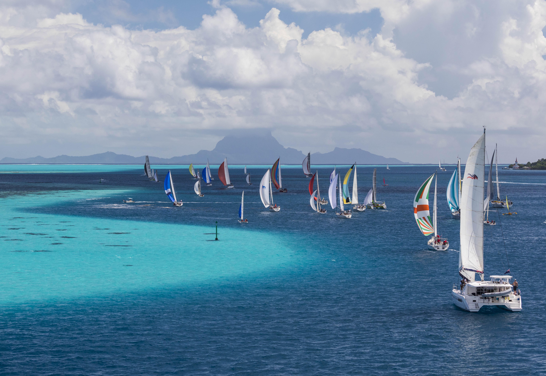 Crédit : Tahiti Pearl Regatta – Tor Johnson Photography